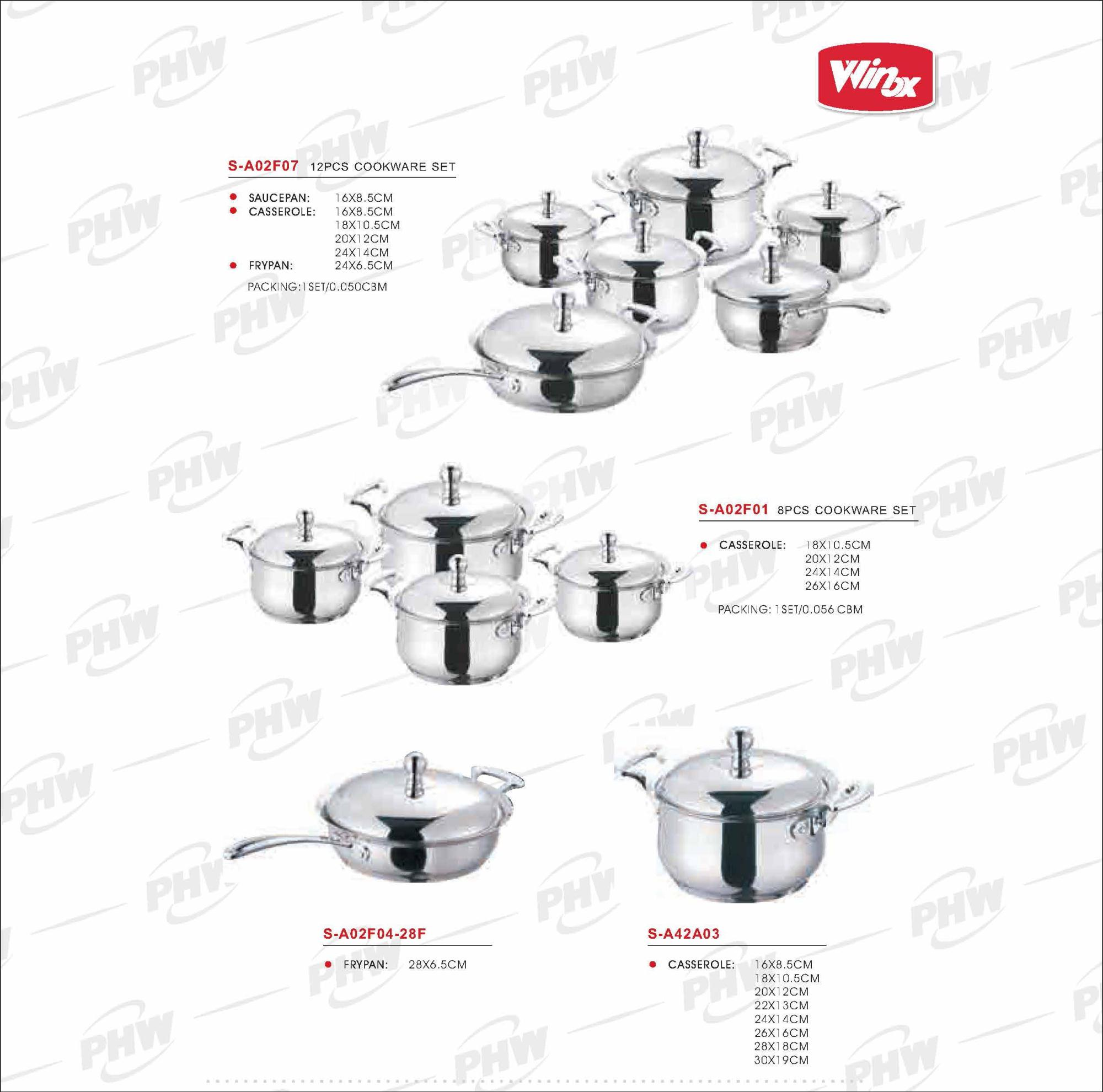 Phw Catalogue Details Fry Pan 28cm Ox 28f 29